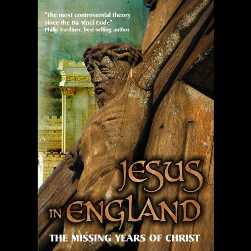 Jesus in England audiobook cover art