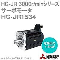 三菱電機 HG-JR1534 サーボモータ HG-JR 3000r/minシリーズ 400Vクラス (低慣性・中容量) (定格出力容量 1.5kW) (慣性モーメント 3.79J) NN