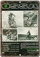ヤンキーモーターカンパニーヴィンテージ広告レトロガレージホームガーデンストアバーの金属ティンサイン