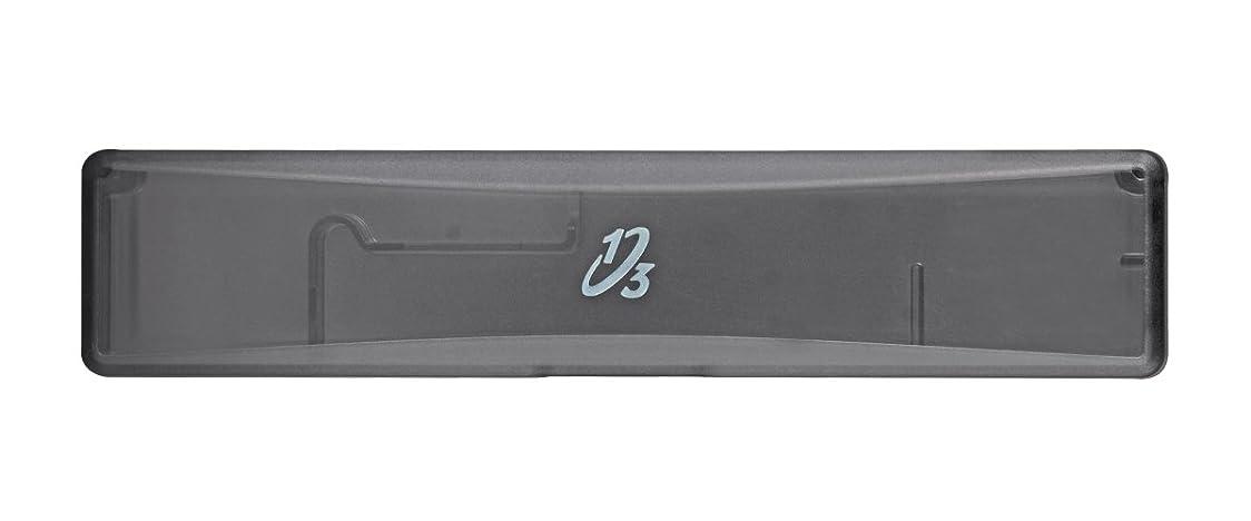 出身地マザーランド結核歯ブラシ携帯ケース ワンサード ヘッド交換式歯ブラシ専用 ブラック