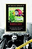 The Cambridge Companion to Brecht (Cambridge Companions to Literature) (English Edition)