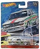 Hot Wheels GJP77 '71 Datsun 510 Puerta Slammers 3/5 Cultura de coche