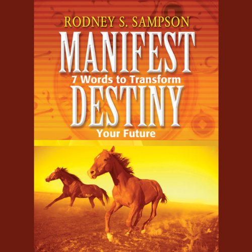 Your Manifest Destiny     15 Audio Meditations to Transform Your Future              By:                                                                                                                                 Dr. Rodney Sampson                               Narrated by:                                                                                                                                 Nigel Fleming                      Length: 37 mins     5 ratings     Overall 2.2