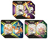 Pokémon TCG: Shining Fates Tin, Multicolor