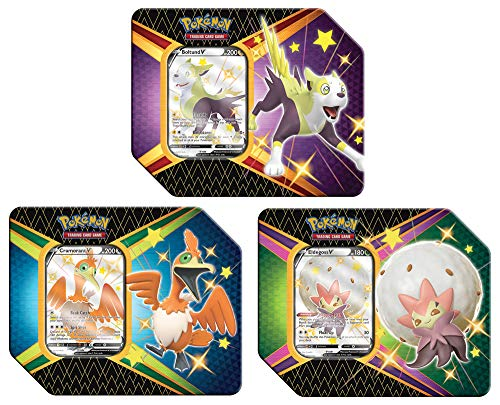 Pokémon TCG:Shining FatesTin