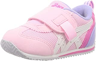 ASICS 亚瑟士 婴儿鞋 基础低帮 1根皮带 [Amazon.co.jp限定颜色]