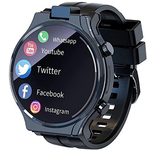 YDZ 4G Men's Smart Watch GPS WiFi Watch