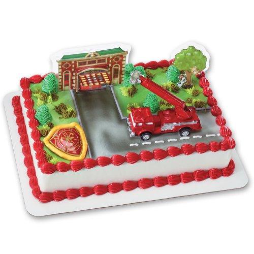 fire truck cake pan - 4