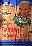 Balduin, der Sonntagsfahrer - Louis de Funes - Filmposter