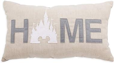 Cinderella Castle Home Homestead Collection Disney Pillow