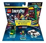 lego dimensions level pack - retro games