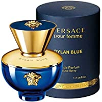 Gianni Versace Dylan Blue Pour Femme For Women Eau De Parfum 3.4oz Deals