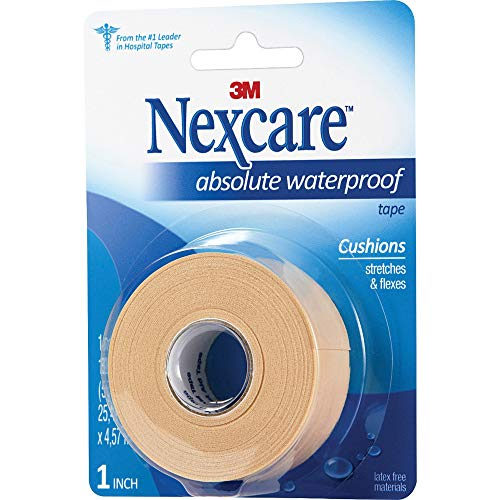 Nexcare Absolute Waterproof First Aid Tape