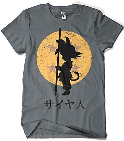 Camisetas La Colmena, 164-Looking for The Dragon Balls