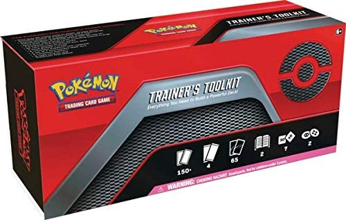 Pokemon TCG: Trainer's Competetive Deck Toolkit Sold and Columbus San Antonio Mall Mall Shipped