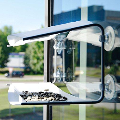 RADIUS 395 C Vogelhaus Piep Show Transparent