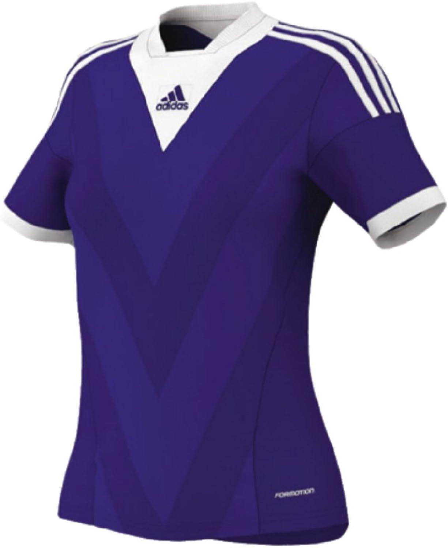 Adidas Campeon 13 Damen Trikot S Bold Blau-Weiß