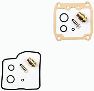 // Volusia 800 VL800 VZ800 1600 SV650 SV1000 2001-2017 Motorrad Kraftstoffpumpe mit Einbausatz VZ800 VL1500 HFP-382S Suz Intruder M800 // Marauder 800 1600