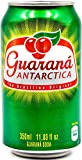 Guaraná Antarctica, Guaraná Flavoured Soft Drink, Made From Amazon Rainforest Fruit, Imported from...