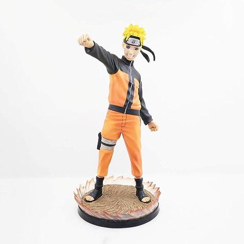 descuento online DYHOZZ DYHOZZ DYHOZZ Naruto Anime Statue Uzumaki Modelo de Juguete Naruto PVC Anime Decoración Colección de artesanías -10.2in Estatua de Juguete  tiempo libre