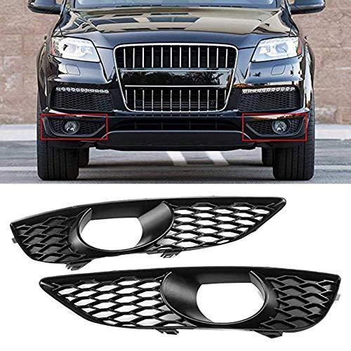 Cache-Objectif Phare De Voiture Color : Left Fit for Audi A6 C5 2003-2005 Phares Avant Lens Cover Transparent
