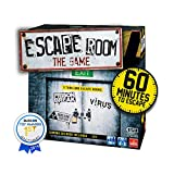 Goliath Games Escape Room The 3 Pack Family Game for 16+, Multicolor