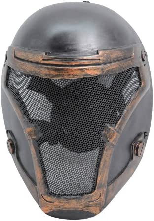 Brand New COOL Wire Mesh Full Airso Paintball CS York Mall Face Protection Philadelphia Mall