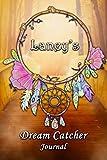Laney's Dream Catcher Journal: Laney Personalised Custom DreamCatcher Name Dream...