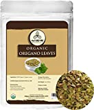 Naturevibe Botanicals Organic Oregano leaves, 5oz   Non-GMO and Gluten Free   Seasoning   Adds...