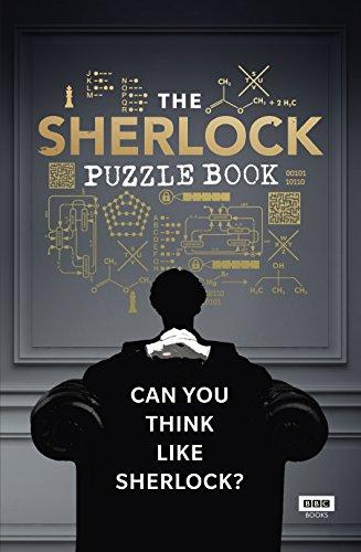 Sherlock: The Puzzle Book: Can you think like Sherlock?