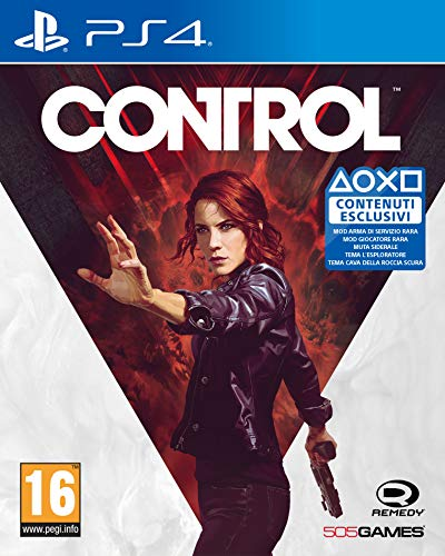Control - PlayStation 4