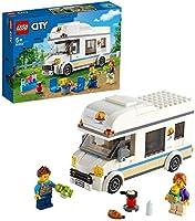 LEGO®CityHolidayCamperVan60283BuildingKit
