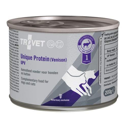 Trovet Unique Protein UPV (Venison) - 6 x 200 g