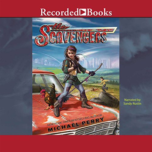 The Scavengers audiobook cover art
