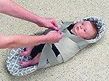 KidCo SwingPod, Portable, Packable, Baby Swaddle Swing, Gray