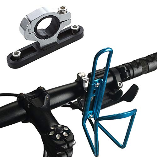 LMIAOM Adaptador de Soporte de Botella de Agua Scooter eléctrico Motocicleta E-Bike...