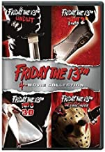 Friday The 13th Four Pack
