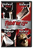 Friday The 13th Deluxe Edition Four Pack