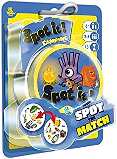 Spot It! Camping Pack