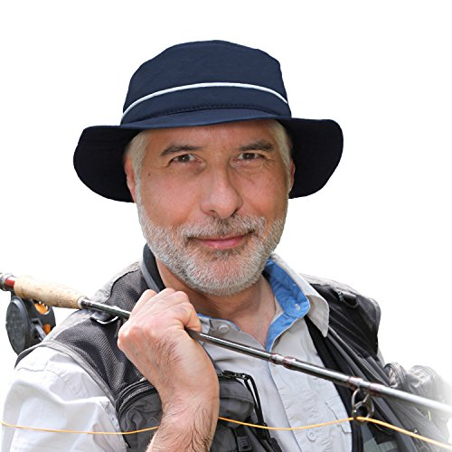 CAPCOOL Hut mit schmaler oder breiter Krempe, WELTNEUHEIT (100% UV-Schutz!)