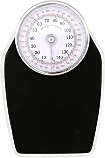 Bathroom Scale Mechanical, high-Precision Analog Scale, Large dial for Easy Reading, Weighing 150kg