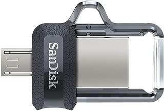Pen Drive SanDisk para Smartphone Ultra Dual Drive Micro USB/USB 3.0  32GB