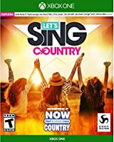 Let's Sing Country (輸入版:北米) - XboxOne