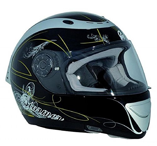 STORMER Casque Homme/Femme Taille XS 40M-SYD-N22-07 Neuf