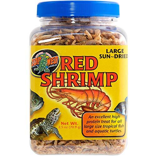 Large Sun-Dried Red Shrimp