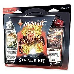 cheap Magic: The Gathering: Spell Slinger Starter Set: Core Set 2020 (M20) | 2 Starter Deck | 2 Dice | 2…
