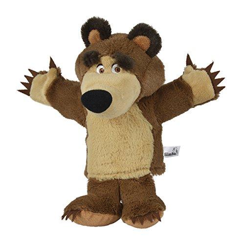 Simba - Handpuppen in Brown
