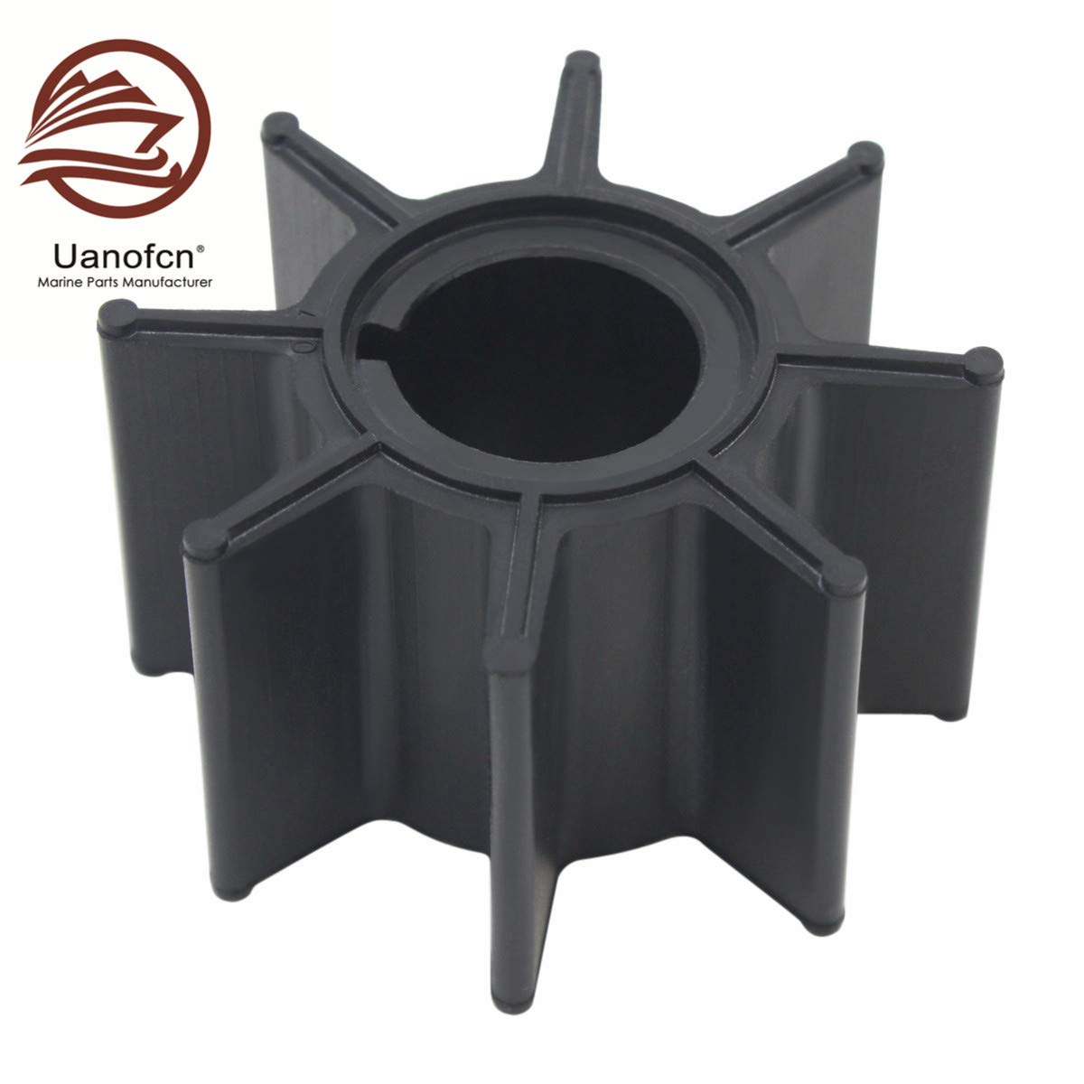 Water Pump Impeller 334-65021-0 for Tohatsu Nissan Outboard 9.9HP 15HP 18HP 20HP