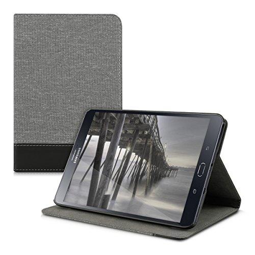 kwmobile Cover Compatibile con Samsung Galaxy Tab S2 8.0 - Cover Protettiva per Tablet - Copertina Sottile Tab - Stand Case