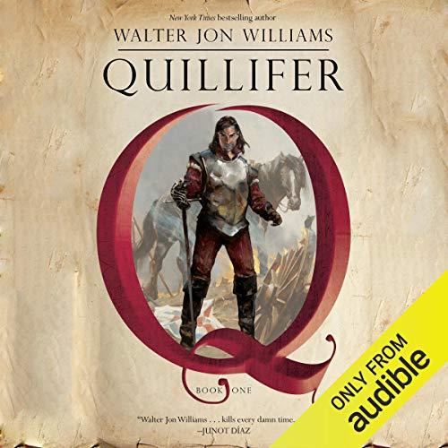 Quillifer cover art